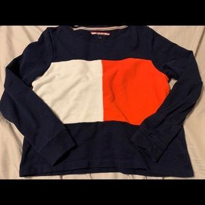 Tommy Hilfiger women's sweater-large
